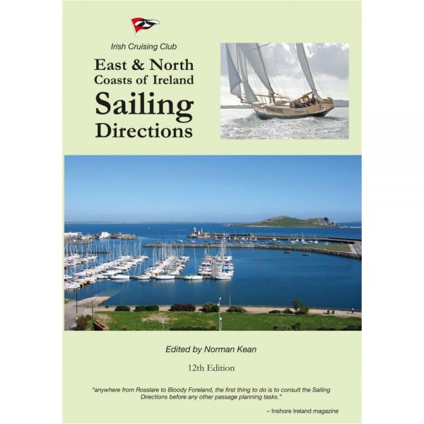 East North coasts of Ieland ICC Sailing DIrections