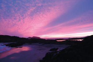 iccsailingbooks derrynane sunset